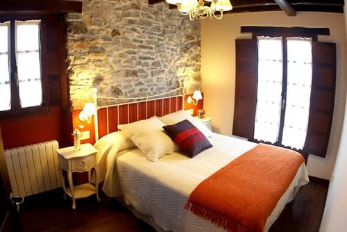 Casa Trasgu dormitorio 1.