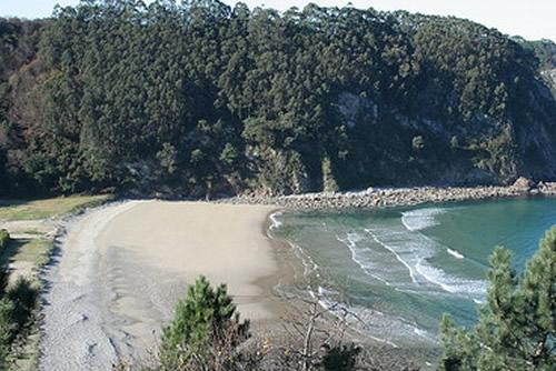 Playa de San Pedro de la Ribera.