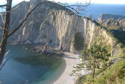 Playa del Silencio.